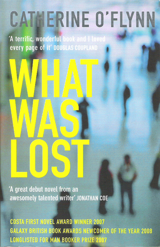 What Was Lost book cover
