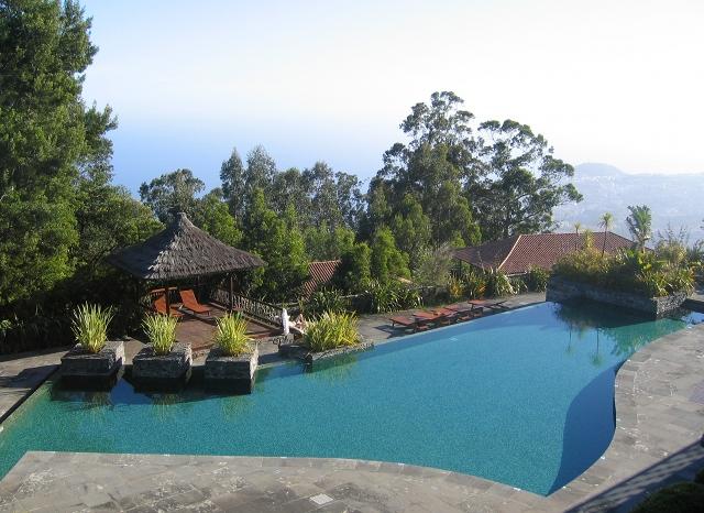 Choupana Hills pool