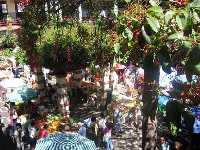 Mercado do Lavradores, Madeira