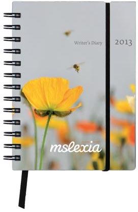 Mslexia Writer's Diaryv2013