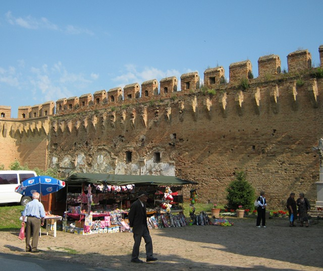 Ilok city walls