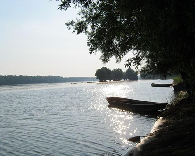 River Danube, Croatia