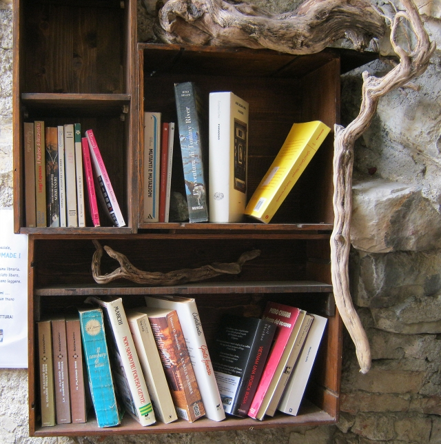 Libro Nomade, Lake Iseo