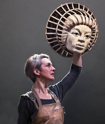 Saskia Portway as Titania