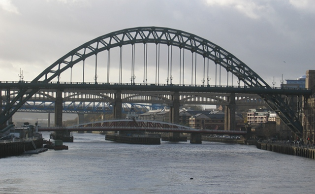 Tyne Bridge cr Judy Darley