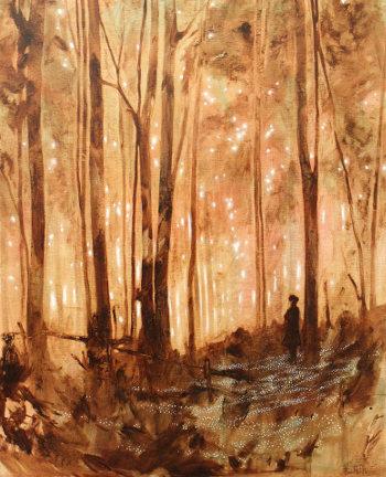 In Sepia Woods by Daniel Ablitt