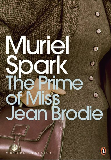 The Prime of Miss Jean Brodie book cover
