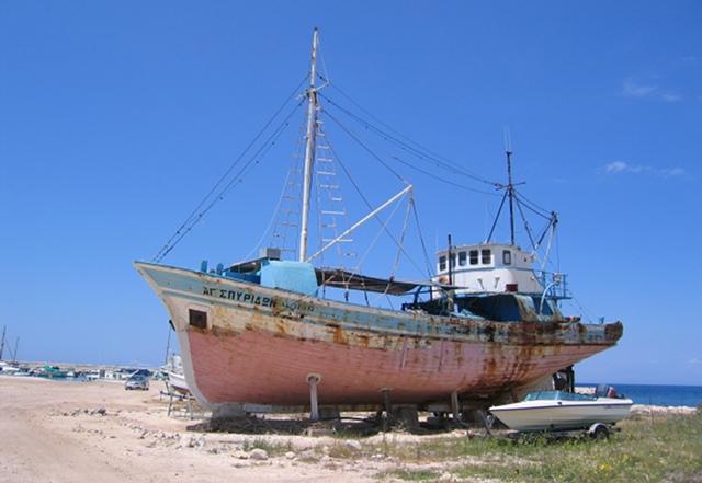 Latchi boat cr Judy Darley