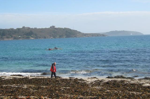 Gyllenvase Beach, Cornwall cr Judy Darley