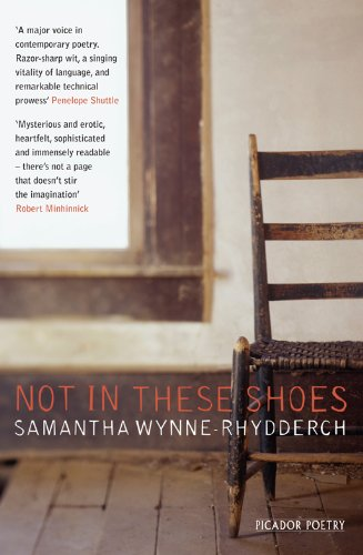 Not In These Shoes book cover