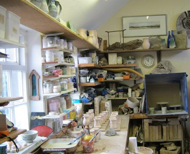 Iona Pottery cr Judy Darley