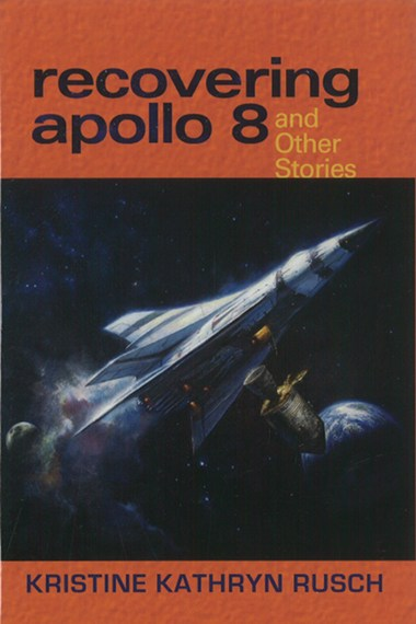Recovering Apollo 8 book cover
