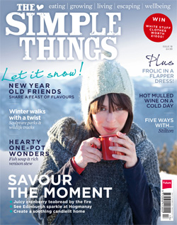 The Simple Things 18 magazine cover