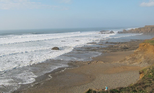 Cornish beach cr Judy Darley