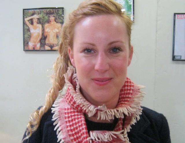Louise Boulter, artist