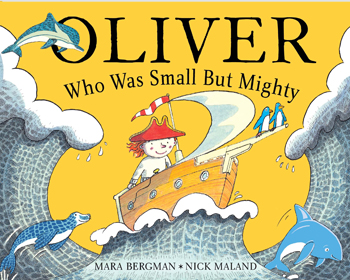 oliver small but mighty cover