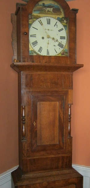 Grandfather Clock cr Judy Darley