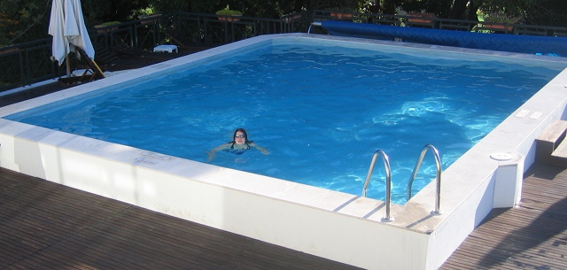 Quintinha de Sao Joao pool cr Judy Darley