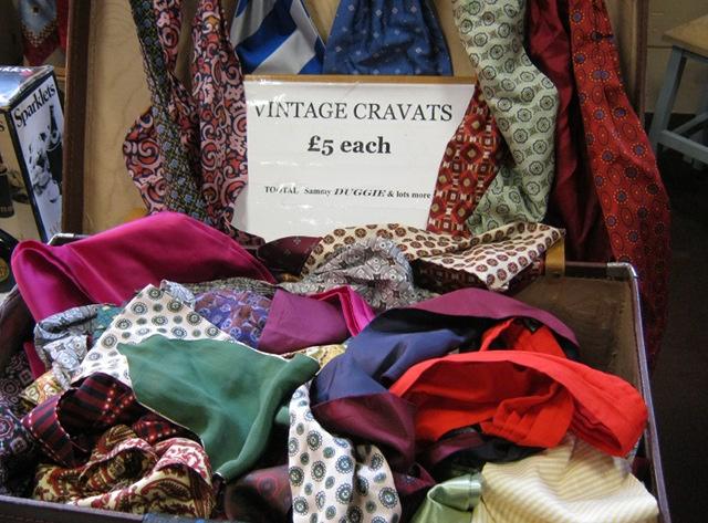 Vintage cravats cr Judy Darley