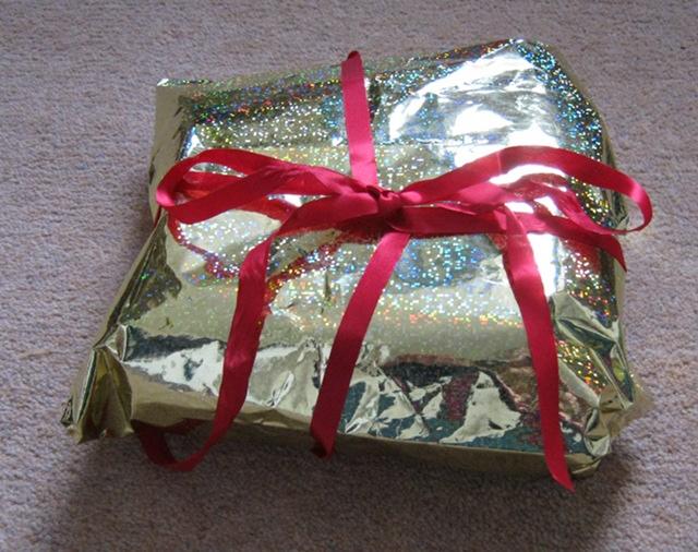 Belated xmas gift