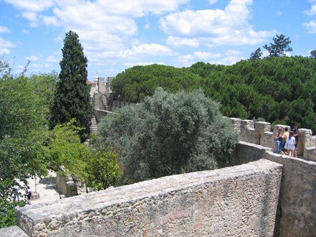 Castelo de Sao Jorge, Lisbon cr Judy Darley