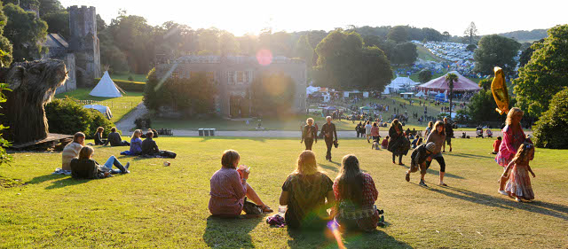 Port Eliot Festival cr Michael Bowles