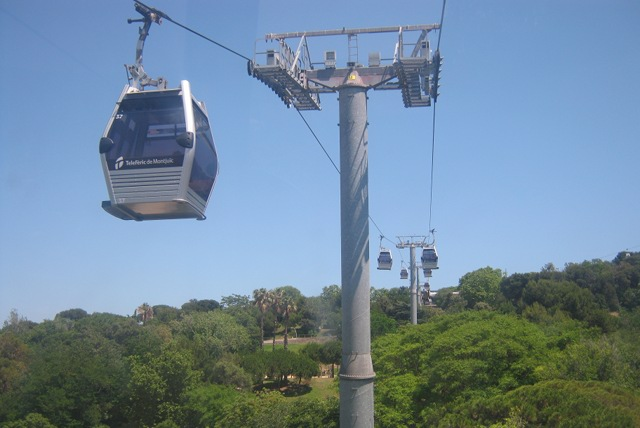 Cable car cr Judy Darley