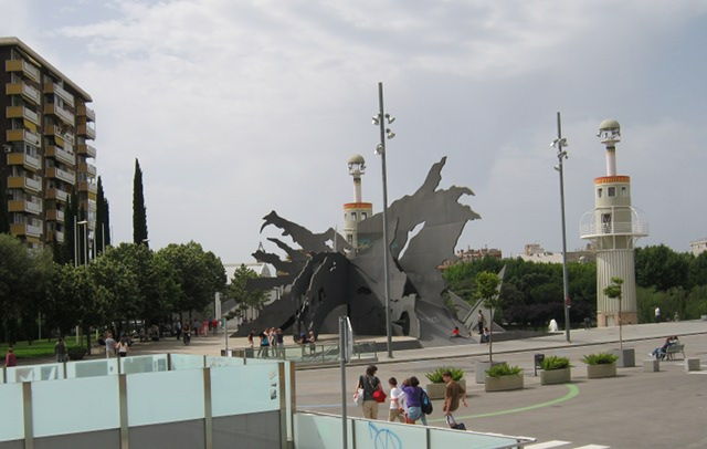 Dragon Without Saint George by Andres Nagel cr Judy Darley