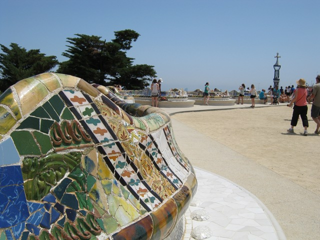 Parc Guell Barcelona cr Judy Darley