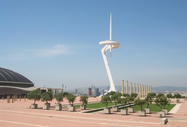 The Communications Tower Bacelona cr Judy Darley