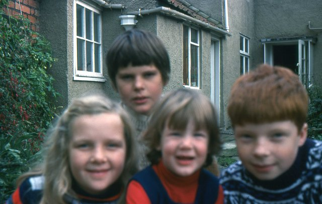 70s kids cr James Nye