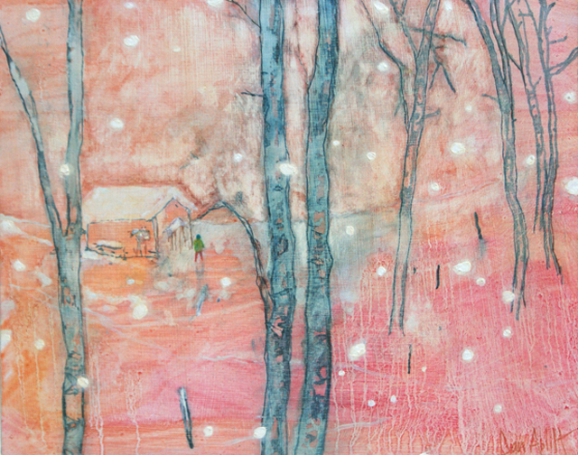 Warm Winter Light © Daniel Ablitt