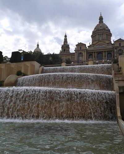 Museu Nacional d'Art de Catalunya Beccy Downes