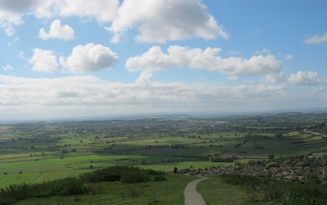 Glastonbury Tor view cr Judy Darley