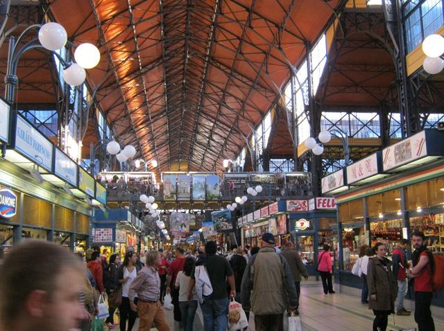 Budapest Central Market cr Judy Darley