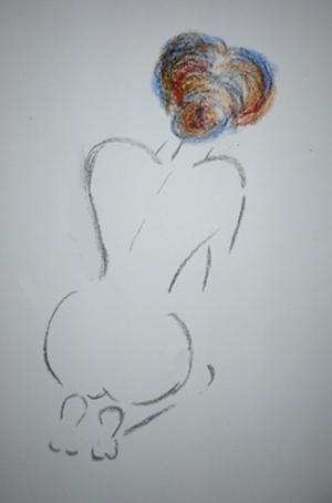 Nude cr Judy Darley