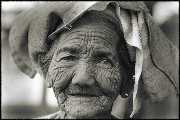 Old Woman, Burma cr Premgit
