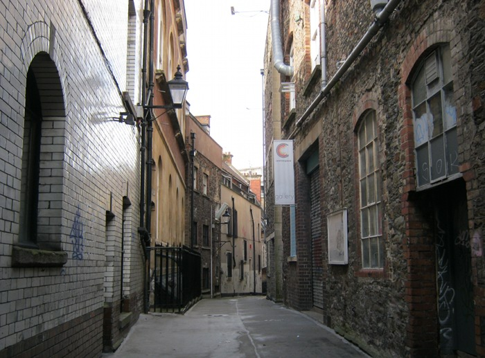 Street view cr Judy Darley
