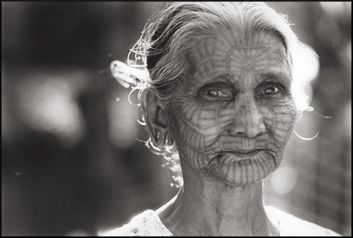 Dai-Chin Woman 2, Chin State, Burma cr Premgit