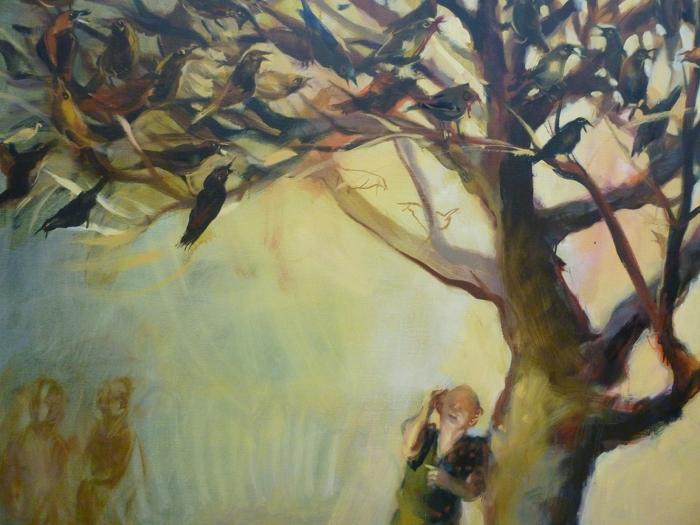 Tiresias by Nicola Bealing