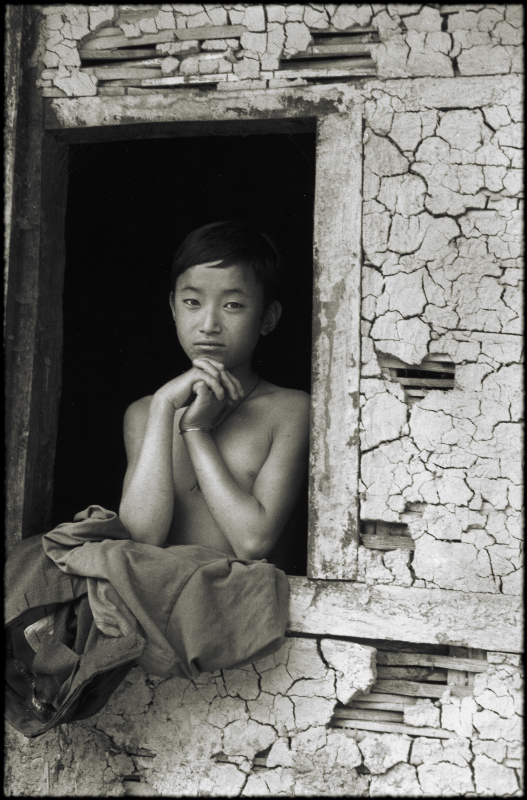 Young Boy, Sikkim cr Premgit
