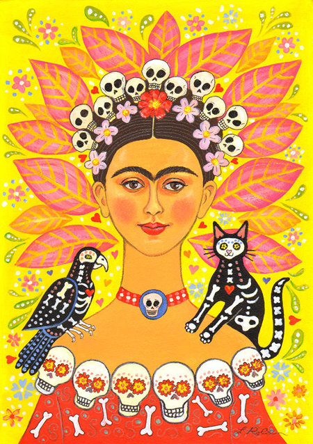 Frida and Friends by Laura Robertson