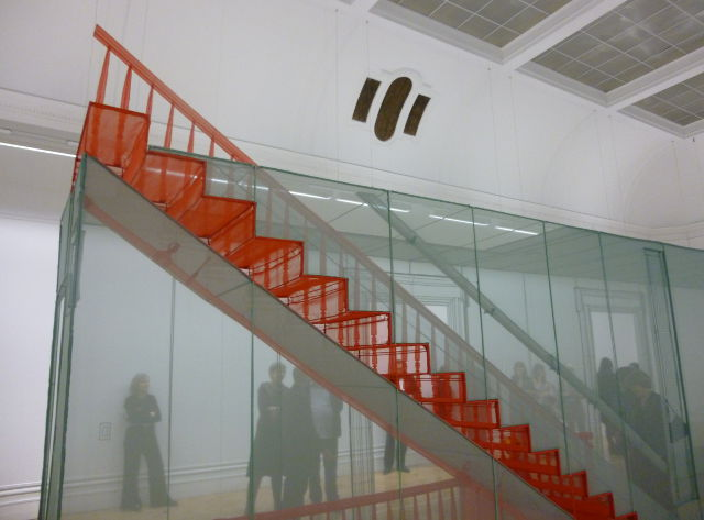 Do Ho Suh New York Apartment Bristol staircase cr Judy Darley
