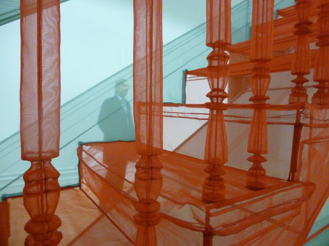 Do Ho Suh staircase cr Judy Darley