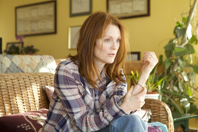 Julianne Moore as Alice in Still Alice