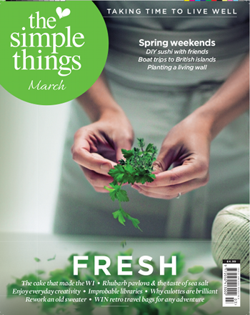 The Simple Things March 2015