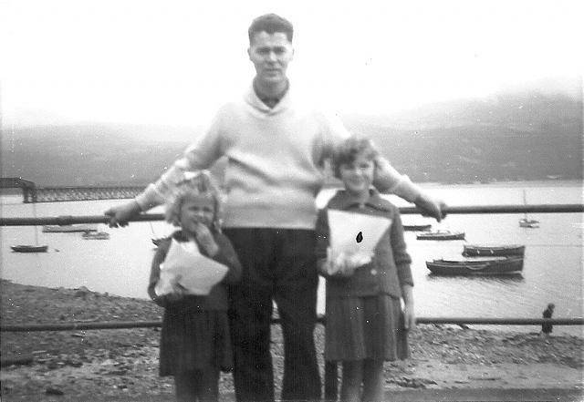 dad, me, shan 1962