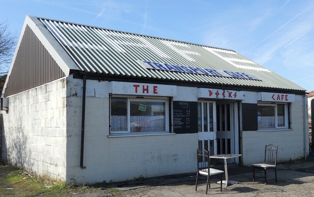 the docks cafe cr Lynne Rees