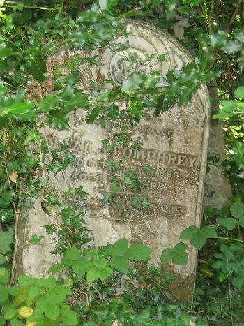 Arnos Vale gravestone cr Judy Darley