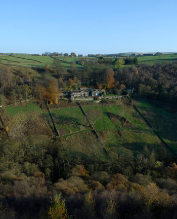 Lumb Bank and surroundings cr Arvon